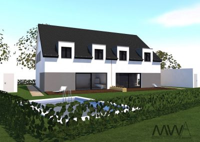 VARI 03 MWA HAUS BV 03 logo 400x284 - Doppelhaus 2-0+