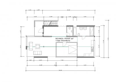 ÖKOCON Haus001 1.OG Grundr 400x284 - Home 2+