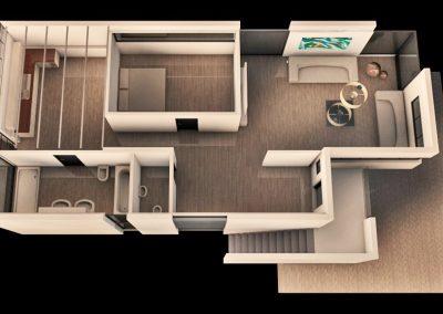 Wohnszene Grundriss 400x284 - Home 2+