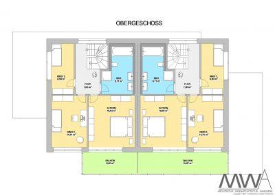 architekturbuero mwa doppelhaus klinker1 400x284 - Doppelhaus Klinker2020